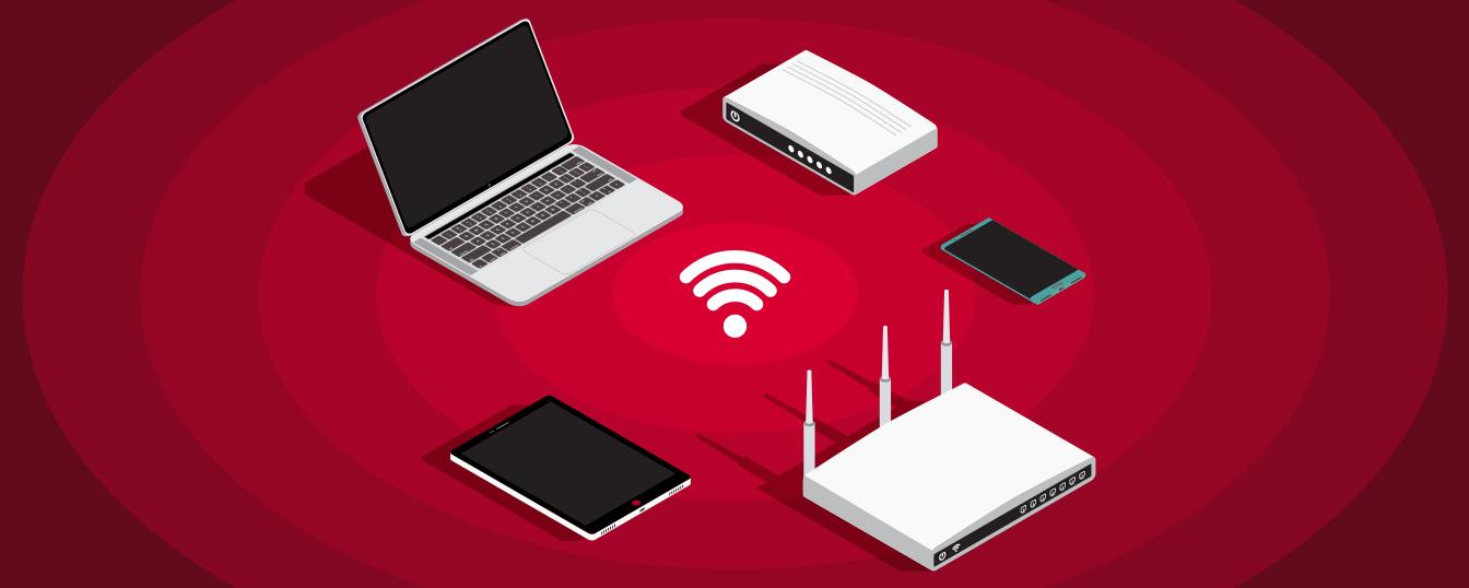 Continuité de réseau existants ou sécurisation du télétravail - réseau 4G